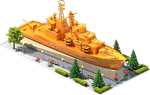 CG-25 Gold Cruiser