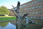 RealWorld Swans Installation