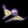 SS-36 Spaceship Tailpiece