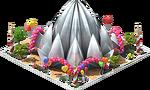 Lotus Temple (Valentine's Day)
