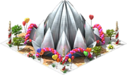 Lotus Temple (Valentine's Day)