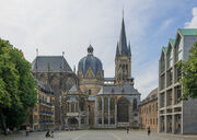 RealWorld Aachen Cathedral