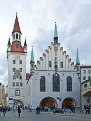 RealWorld Munich Old Town Hall