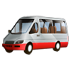 Contract Shuttle Bus