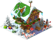Elven House (Winter)