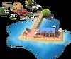 Ocean Liner Port Initial