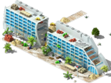 Fake Hills Residential Complex (Building)