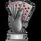 Asset Poker Trophy