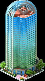 Jing An Zhong Hua Tower