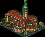 Basilica of St. Sernin (Night)