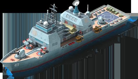 CG-42 Cruiser L1