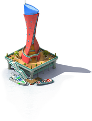 Floating Lighthouse L0