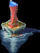 Floating Lighthouse L0