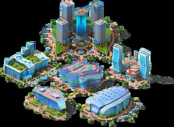 IT Hub Area