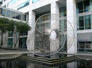 RealWorld Solstice Sculpture