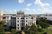 RealWorld Old State Capitol of Louisiana