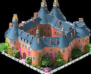 Saint-Fargeau Castle