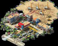 Uranium Industrial Complex L2