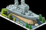 CG-13 Silver Cruiser