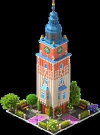 Krakow Town Hall