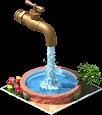 Magic Spigot Fountain
