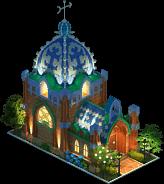 Zaragoza Chapel (Night)