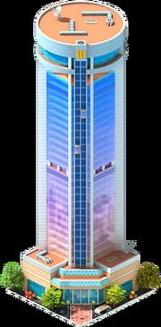 Jin Jiang Tower Hotel