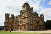 RealWorld Highclere Castle