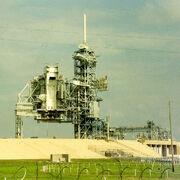 RealWorld Orbital Shuttle Launchpad