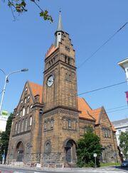 RealWorld Evangelical Church in Ostrava