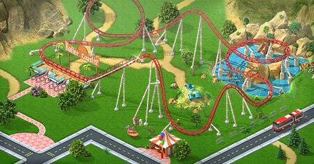 Amusement Park (Quest) Background