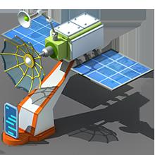 CS-37 Communications Satellite L1