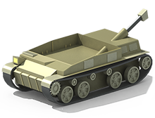 SPG-31 Construction