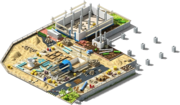 Experimental Desalination Plant Construction