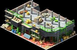 Automotive Innovation Center Construction
