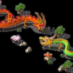 Dragon Installation