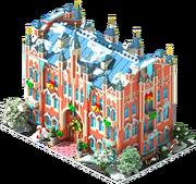 Hildenbrand House (Winter)