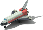 OS-44 Orbital Shuttle L0