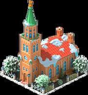 Savonlinna Cathedral