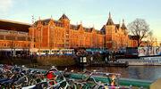 Amsterdam Centraal railway station