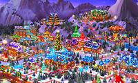 Banner Santa's Village