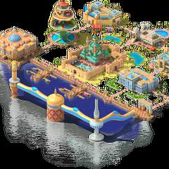 City of Aladdin Area