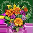 Loving Heart Bouquet