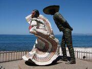 RealWorld Dancers Sculpture