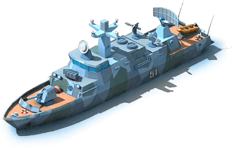 LCS-24 Coastal Ship L1