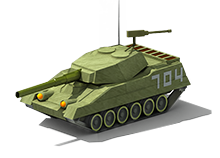 LP-34 Light Tank L1