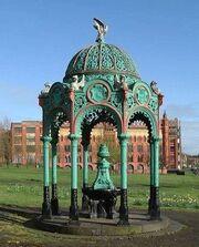 RealWorld Glasgow Green Fountain