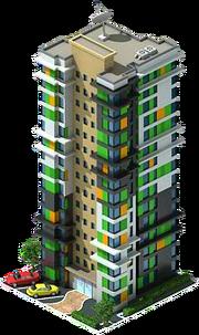 Building Lampion Compound