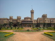 RealWorld Bangalore Palace