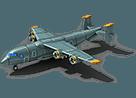 Level 6 Cargo Plane